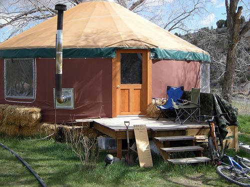 Gabe's Yurt