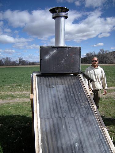 Solar Powered Food Dehytrador